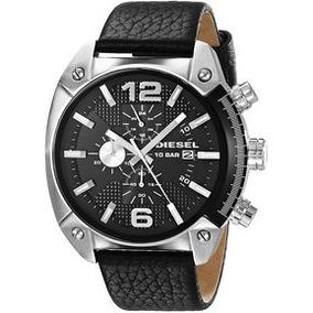 Diesel - Reloj Dz4341 Overflow Stainless Steel Para Hombre