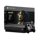 Consola De Juegos Xbox One X, Almacenamiento 1tb, 4k, Hdr, H