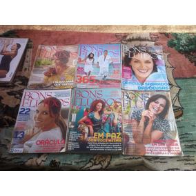 Lote Com 32 Revistas Bons Fluidos Anos 2000 Ótimo Estado