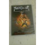 Dvd De Manowar Warriors Of The World United. 2 Dvds