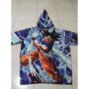 Sudadera Dragon Ball Super, Z Goku, Varios Modelos Chamarra