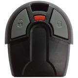 Controle Remoto Fiat Flex Alarme Positron 293 300 330 360