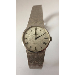 2e6ae7270eb Relógio Feminino Omega De Ouro Antigo Perfeito - Relógios no Mercado ...