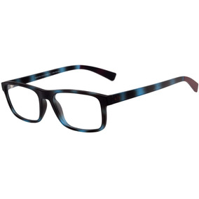 fb64e63a38dde Oculos Armani Exchange Azul - Óculos no Mercado Livre Brasil