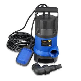 Bomba De Agua Hilltex 50637 Agua Sucia Sumergible Con Interr