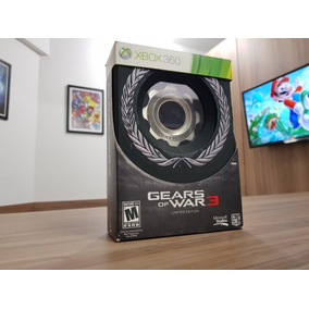 Gears Of War 3 Limited Edition - Xbox 360 - Original