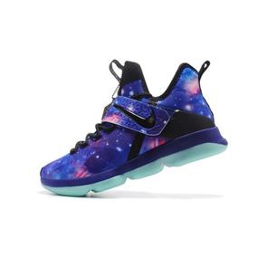 Tenis Nike Lebron 14 What The Original Com Nota