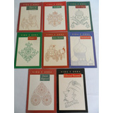 Vida E Obra Lote Com 8 Fascículos Dante Miguel Nova Cultural