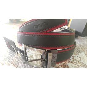 Cinturon Negro Ducati Reversible Talla 32 34 Envio Incluido 140271f4e613