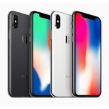 Iphone X 64gb Apple Libre Operador Sellado Tienda Garantía