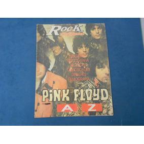 Revista - Rock In Especial Nº 3 - Pink Floyd A - Z