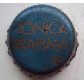 Tampinha Antiga Água Tônica Brahma- D1