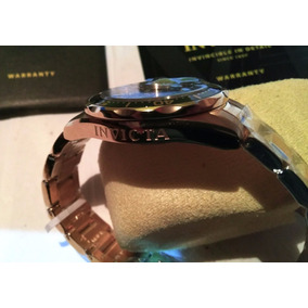 1e348a226857 Reloj Invicta Oro Dorado Pro Diver Con Baño De Oro 18k