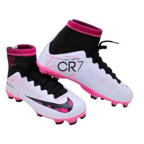61ce6a89d97a1 Chuteira Nike Botinha - Chuteiras Nike para Adultos Rosa no Mercado ...