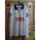 Camisa Cruzeiro Masculina Puma Tenda - Camisa Cruzeiro Masculina no ... f3e4839dced50