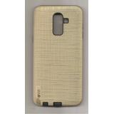 Capa Dourada Smartphone Galaxy J8 - Inova