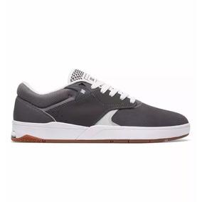 Tenis Dc Shoes Tiago S Imp Grey white Original Frete Grátis 11da46dab277e