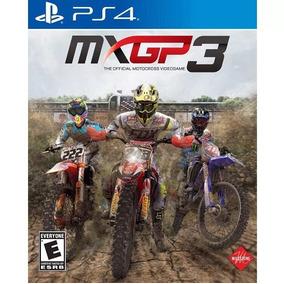 Mxgp3 - The Official Motocross Ps4 Jogo Digital Envio Hoje!