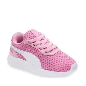 sports shoes 9418a 0e409 Lindos Tenis Puma Activate Rosas Para Niña 2019