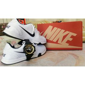 Relógio G-shock + Tênis Nike