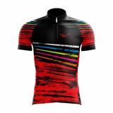 3f727811c4 Camiseta Ciclismo Masculina Art Attack C  Proteção Uv Scape