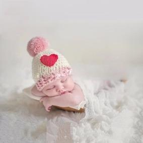 Gorrinhos Para Bebe - Roupas de Bebê no Mercado Livre Brasil d1ada517364