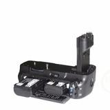 Grip Bg-e6 Para Cámara Canon Eos 5d Mark Ii Batería Lp-e6