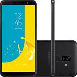Celular Samsung J8 64gb Lacrado Com Nota Fiscal