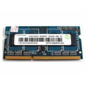 Tarjeta Ram 4gb De Laptop Compatible Ca-n-a-i-m-a ( 50000s )