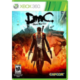 Devil My Cry Xbox 360 Nuevo Y Sellado Dmc Facturamos!!