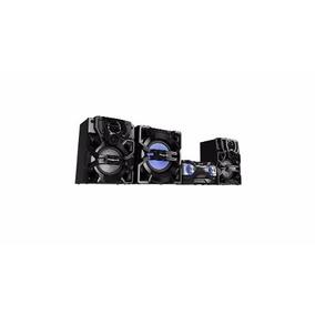 Equipo De Sonido De 200 Watts Panasonic Scakx880pnk