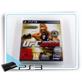 Ufc Undisputed 2010 Original Ps3 Playstation 3