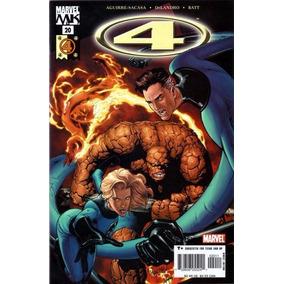 Marvel 4 Knights - Volume 20