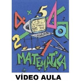 Curso De Matemática! Aulas Em 3 Dvds! I
