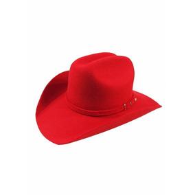 Chapeu Pralana 56 Vermelho Lindo - Chapéus no Mercado Livre Brasil 2415ad4aea1