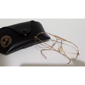 Antiga Armação Oculos Meia Taça - Antiguidades no Mercado Livre Brasil d39b65a5ad
