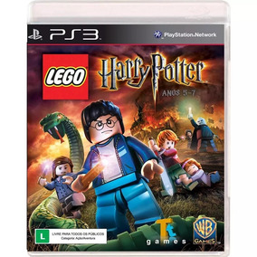Jogo Lego Harry Potter Midia Digital Ps3 Código Psn