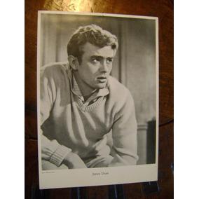 James Dean Foto Warner Bros.30 X 21 Cm Original Ver Desc.