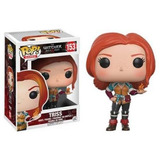 Funko Pop The Witcher Triss (vaulted)