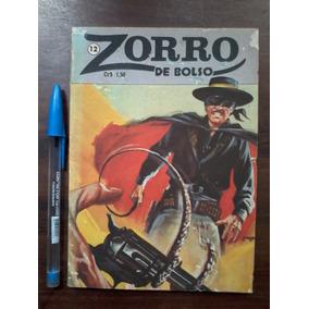 Zorro De Bolso 12 1974 Ebal Leia O Anuncio E Veja As Fotos !