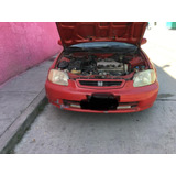 Parrilla Para Honda Civic 96-98