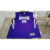 Camisa Regata adidas Nba Kings Cousins 15 Oficial a536d921f7bbf