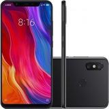 Xiaomi Mi 8 Preto 128 Gb