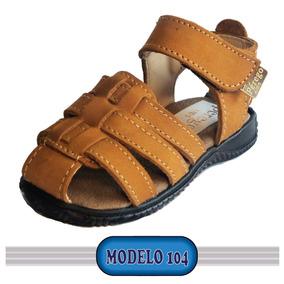 2x1 Sandalias, Zapatos Cholas Niños Y Niñas 100% Cuero Real