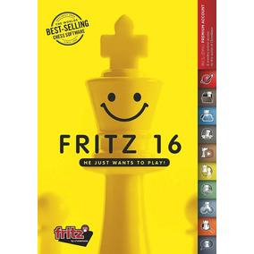 Programas De Xadrez Fritz 16 + Fritz Powerbook 2019 Completo