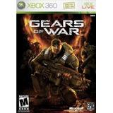 Gears Of War Codigo Digital Xbox 360 Compatible Con Xbox One