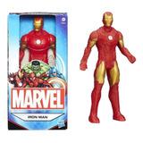 Muñecos Marvel Hombre Araña Vengadores Hasbro - Mundo Manias