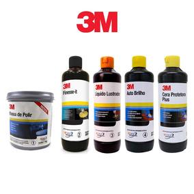 Refinador Finesse Lustrador Ultra Fino 3m - Limpeza Automotiva no ... b6ee9366477
