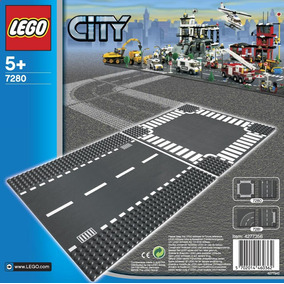 Lego 7280 City Supplementary