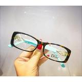 Oculos De Grau Para Leitura Azul Tiffany E Oncinha -di502 5f93c873c2